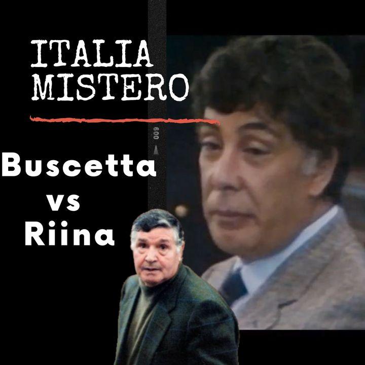 Buscetta vs Riina (Il confronto)