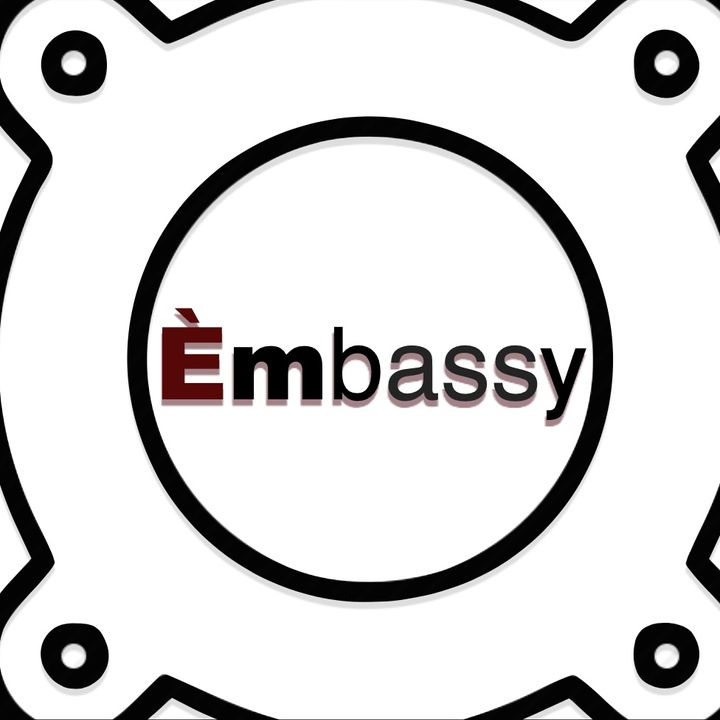 Èmbassy EP.4 - Bass House & Deep House Mix