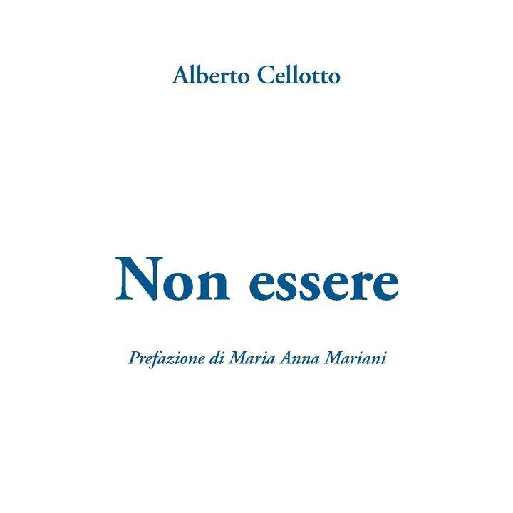 """Alberto Cellotto """"Non essere"""""""
