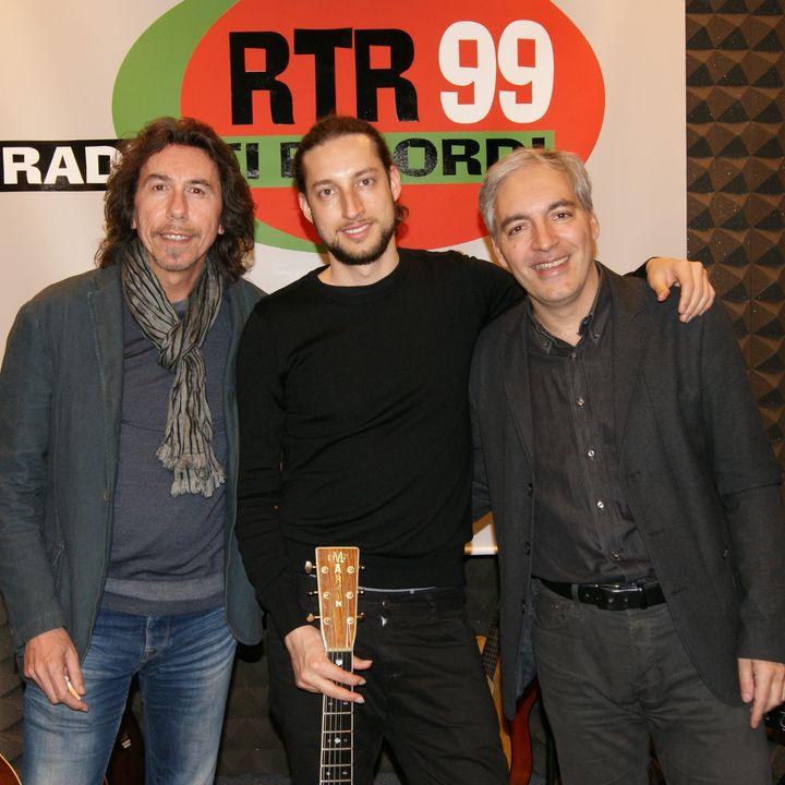 Giovanni Baglioni a Retropalco Star
