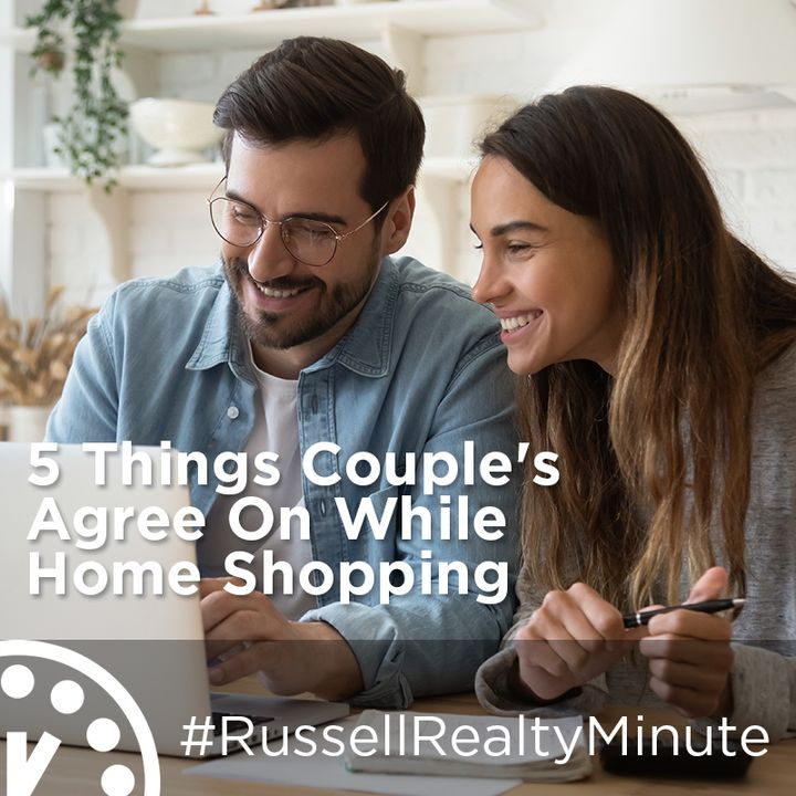 5 Things Couple Agree on When Home Shopping Part 2