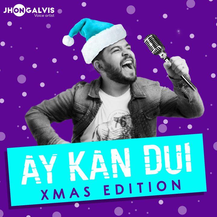 Ay Kan Dui | Edición de Navidad | Jorge nos cuenta cómo es la Navidad en Venezuela