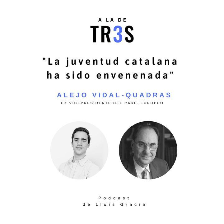 Entrevista a Alejo Vidal-Quadras #2