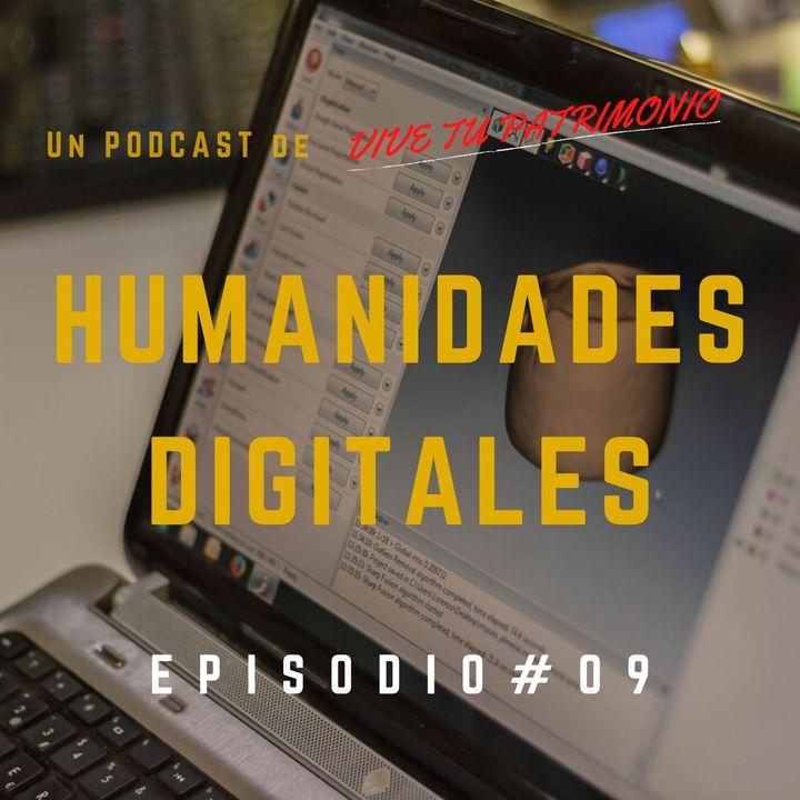 #9 Humanidades digitales y patrimonio cultural