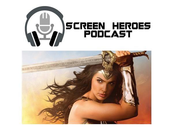 Screen Heroes 71: Wonder Woman Review