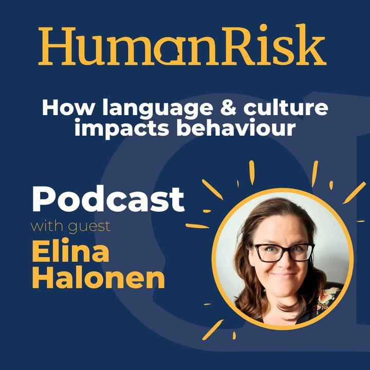 Elina Halonen on how context influences behaviour