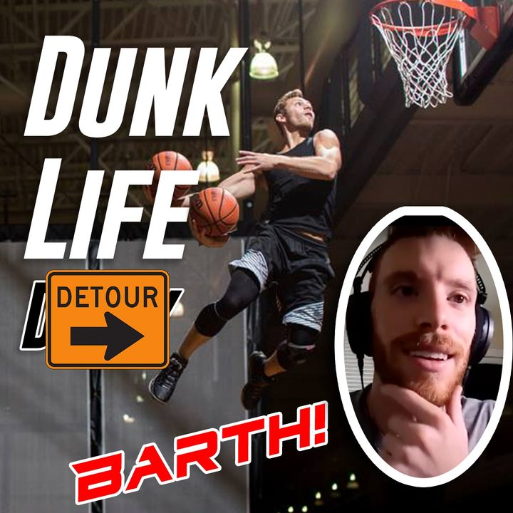 Dunk Life Detour! ft. Connor Barth
