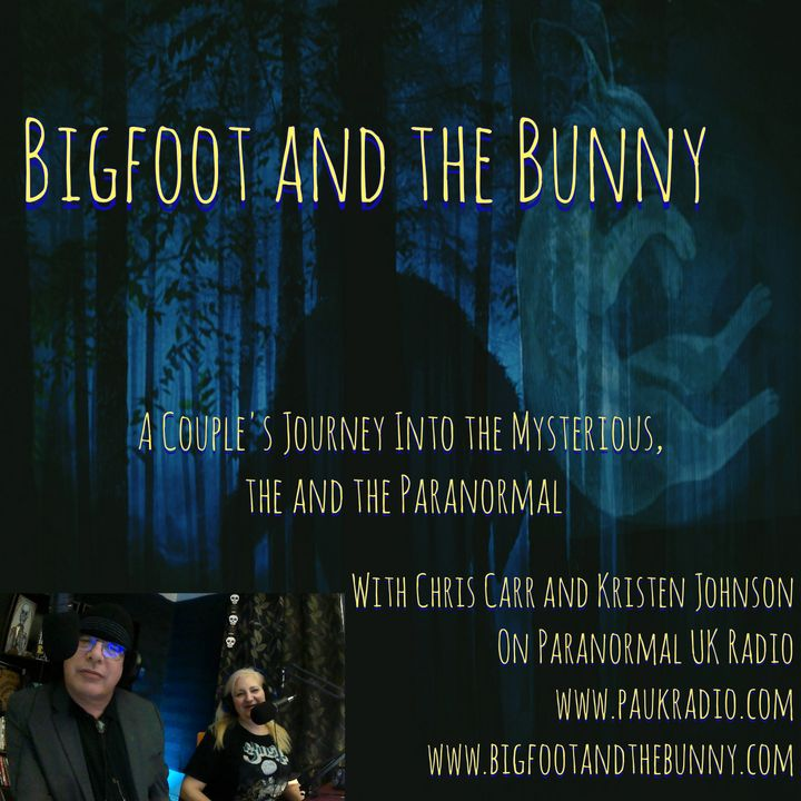 Bigfoot and the Bunny - Tom  D'Agostino: Haunted New England - 09152021
