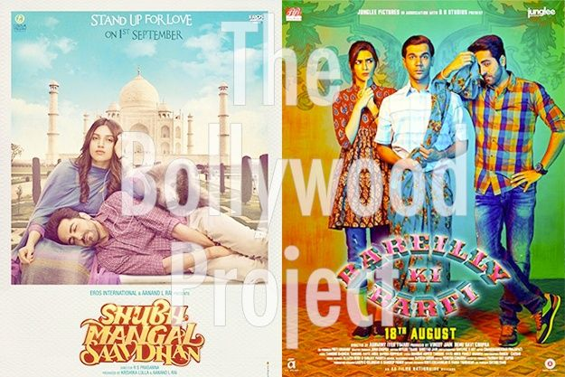 117. Shubh Mangal Savdhaan & Bareilly Ki Barfi Spoiler Reviews, Bollywood's Richest Stars, and MORE Kangana Ranaut Drama (eyeroll)