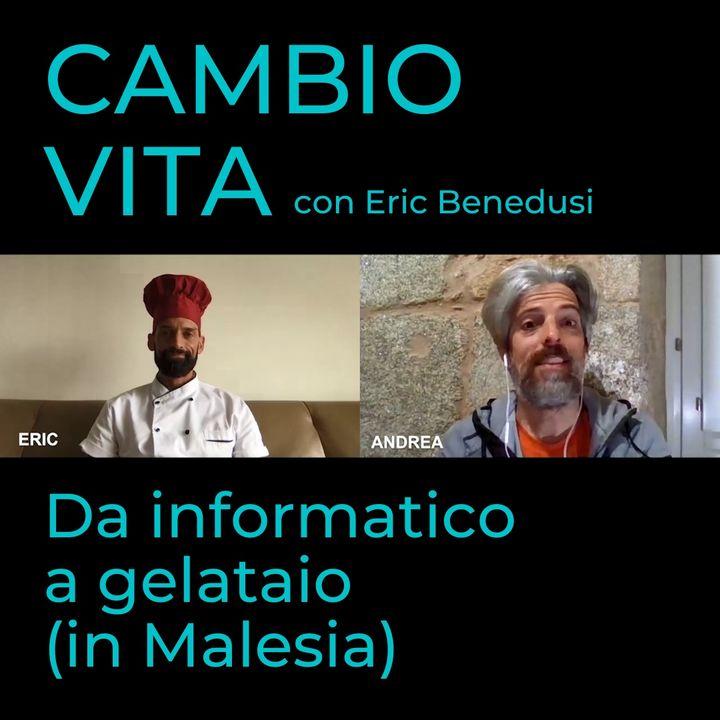 Eric, da informatico a gelataio (in Malesia)