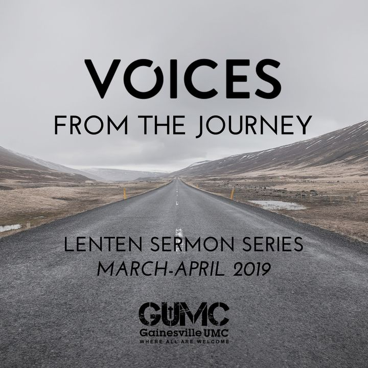 Voices From The Journey: Peter - Pastor John Patterson - 3/10/19