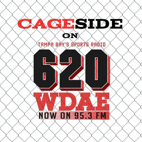 Cageside 4-22-16