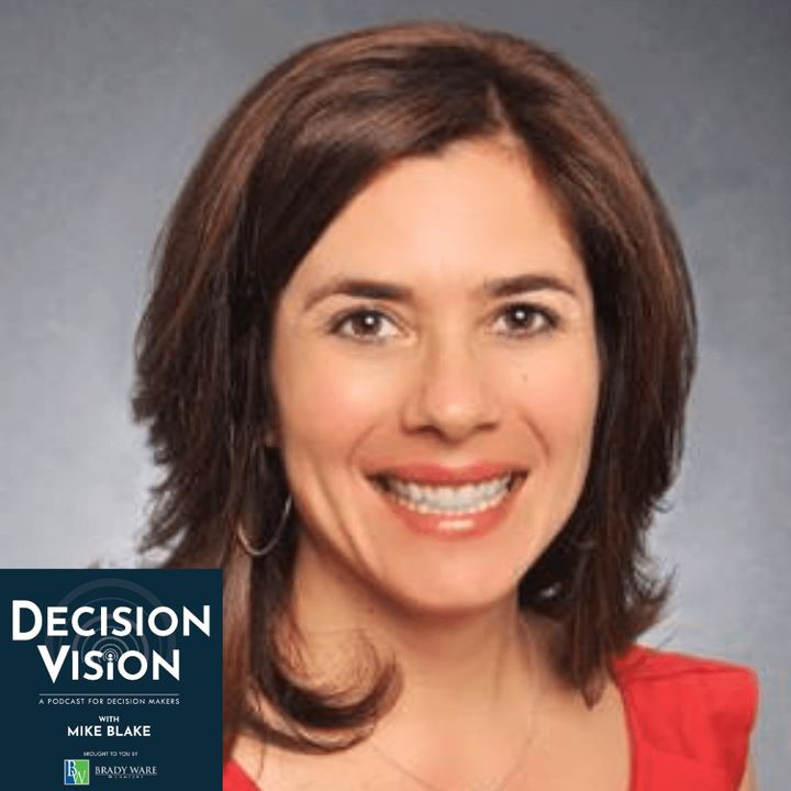 Decision Vision Episode 68:  Should I Invest in Real Estate? – An Interview with Tara Winslow, Keller Williams