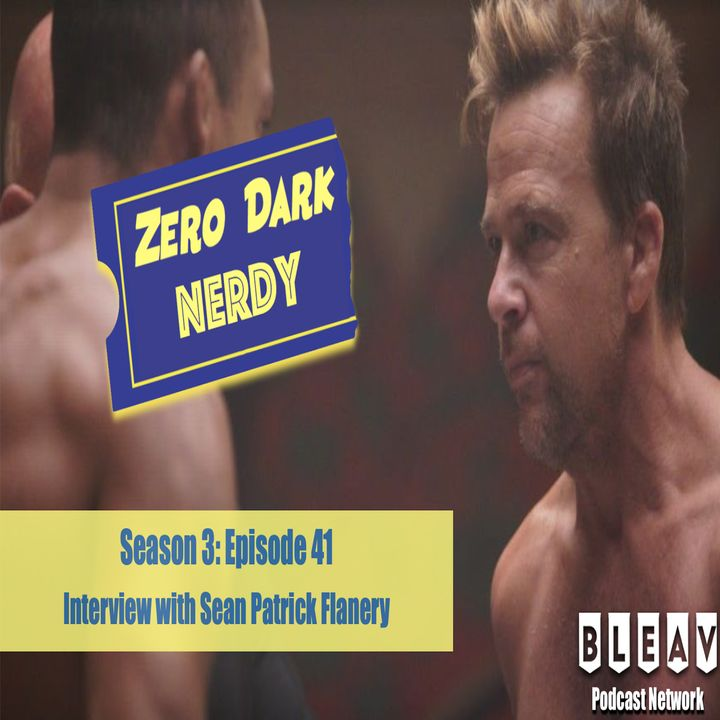 S3E41: Interview with Sean Patrick Flanery