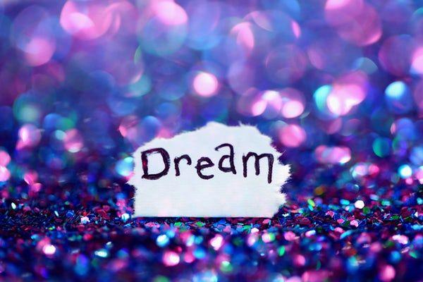 Nov. 30  I had So Many Dreams  😊