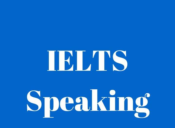 IELTS Speaking Episode -1