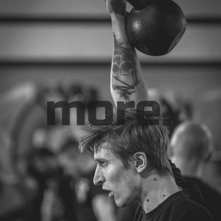 more. than training ep.19 - Maciej Korczyk i jego spojrzenie na CrossFit - ocena zawodnika/ plan długofalowy/ monitoring.