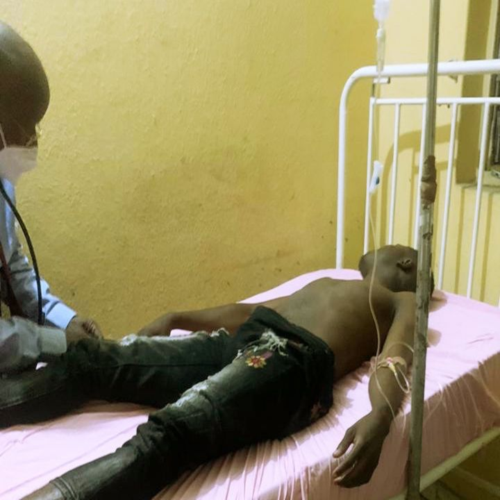 NIGERIA: Mosafejo,Oshodi Police Officer Tortures Student To Coma In Lagos