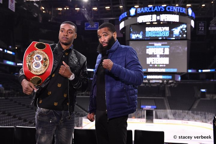 Inside Boxing Weekly:Spence-Peterson Preview Show and More!