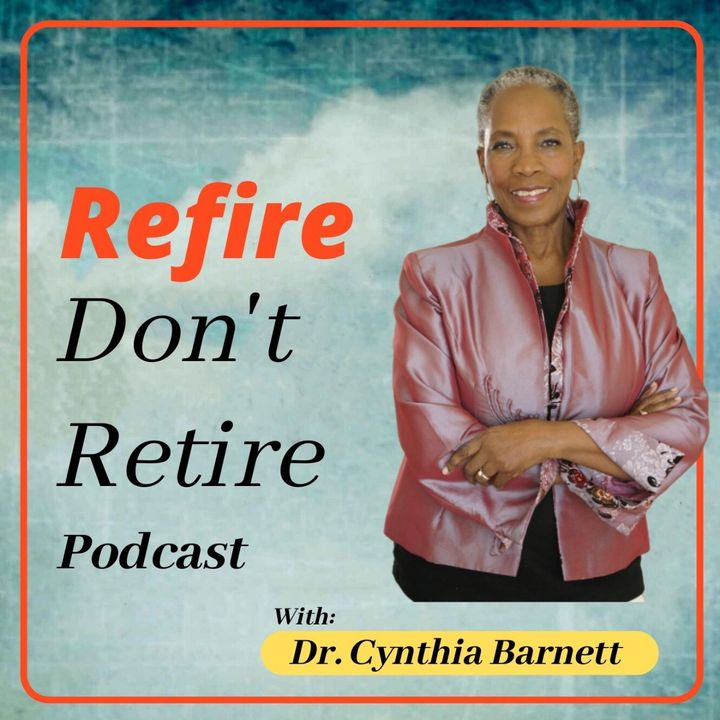 Refire Don't Retire - Episode6-Celeste