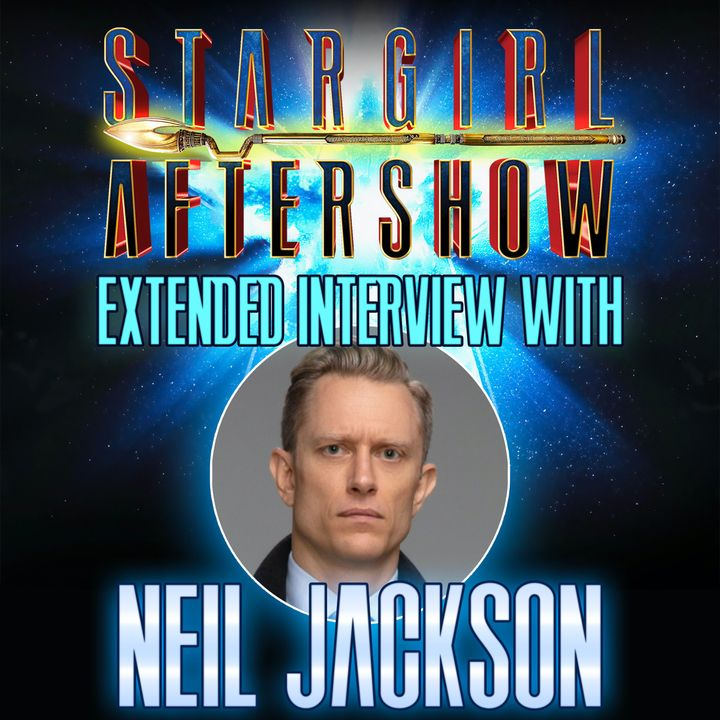Neil Jackson Extended Interview