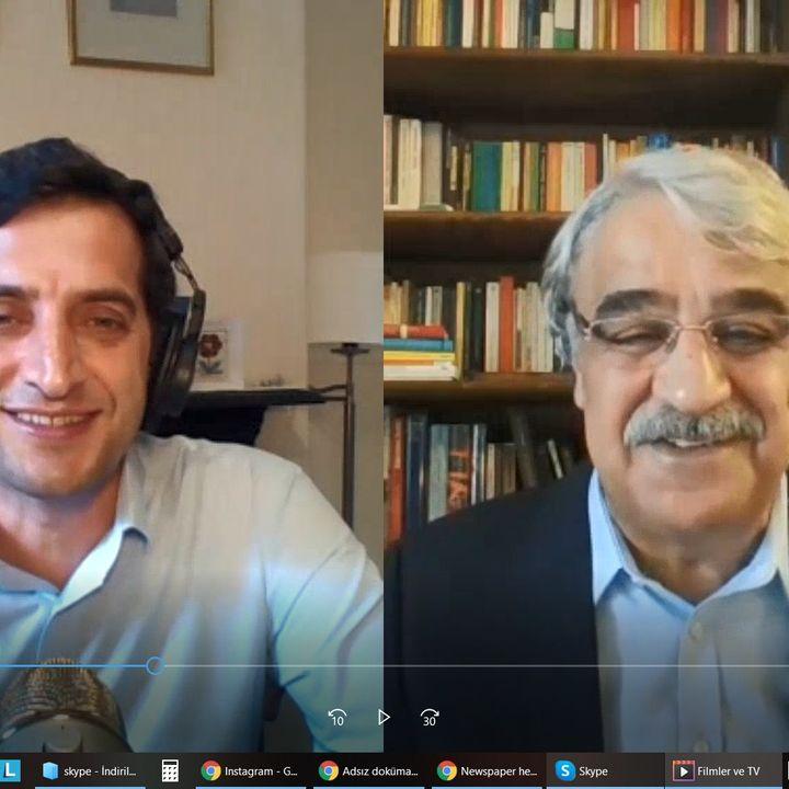 HDP Eş Başkanı Mithat Sancar Anlatıyor - 1:  İyi Parti, HDP'ye baskılar, darbe iddiası, koronavirüs