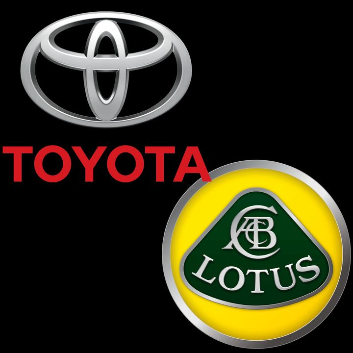 The story of a match made in automotive Heaven. Lotus + Toyota = Perfection.