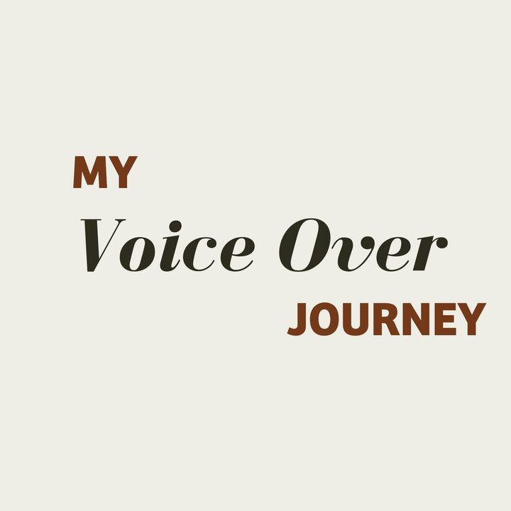 My Voiceover Journey