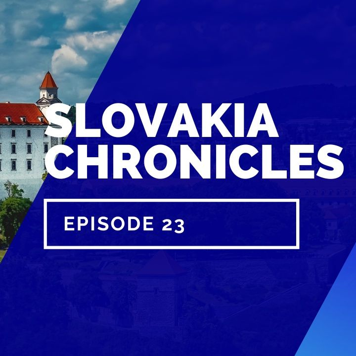 Episode 23 -The second wave in Slovakia and in the neighbouring countries