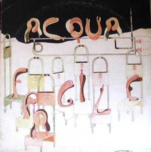 Acqua Fragile - Comic strips