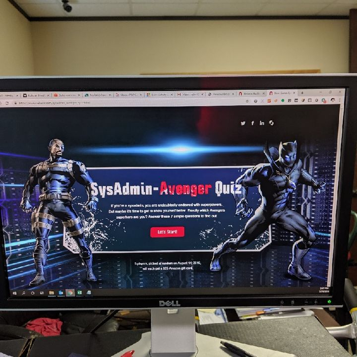 netwrix SysAdmin-Avenger QUIZ