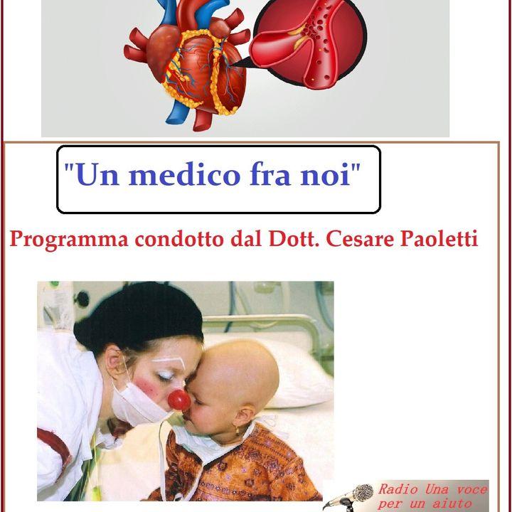 """UN MEDICO FRA NOI"" Dott. Cesare Paoletti - INFARTO MIOCARDIO"