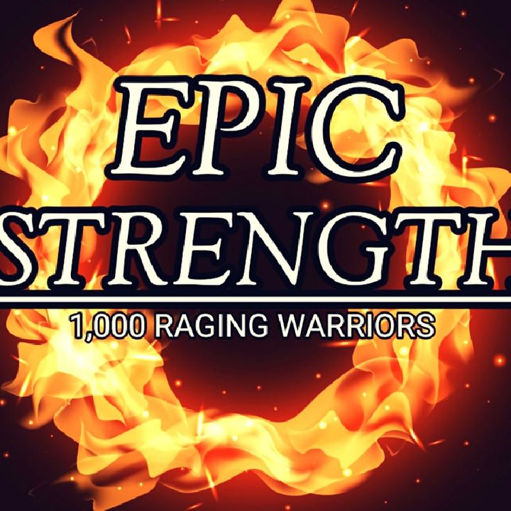 EPIC STRENGTH AFFIRMATIONS