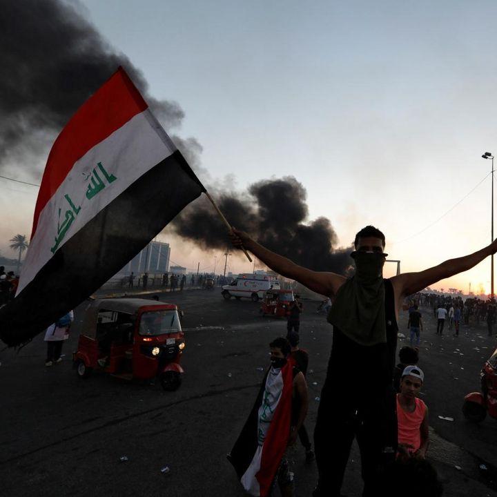 Proteste in Iraq 2019