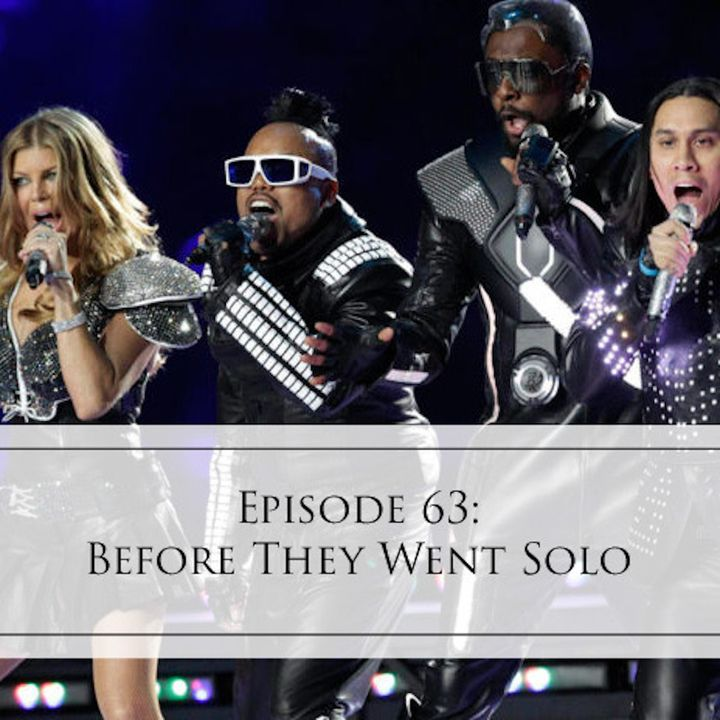 63: Before They Went Solo