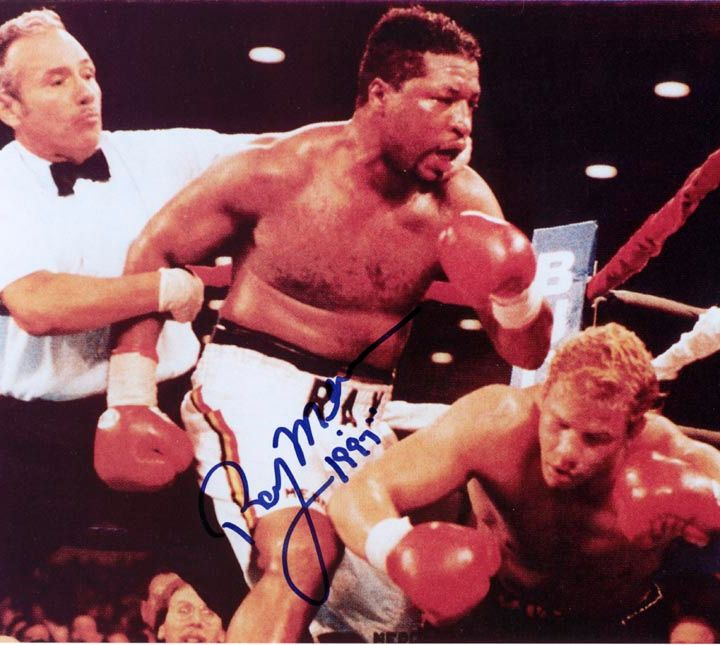 Ringside Boxing Show: Merciless tales from Ray Mercer, plus Crawford-Khan, Big Baby, Byrd-brained optics