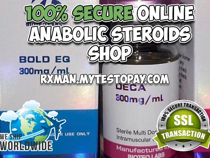 Anabolic Steroids Online Canada