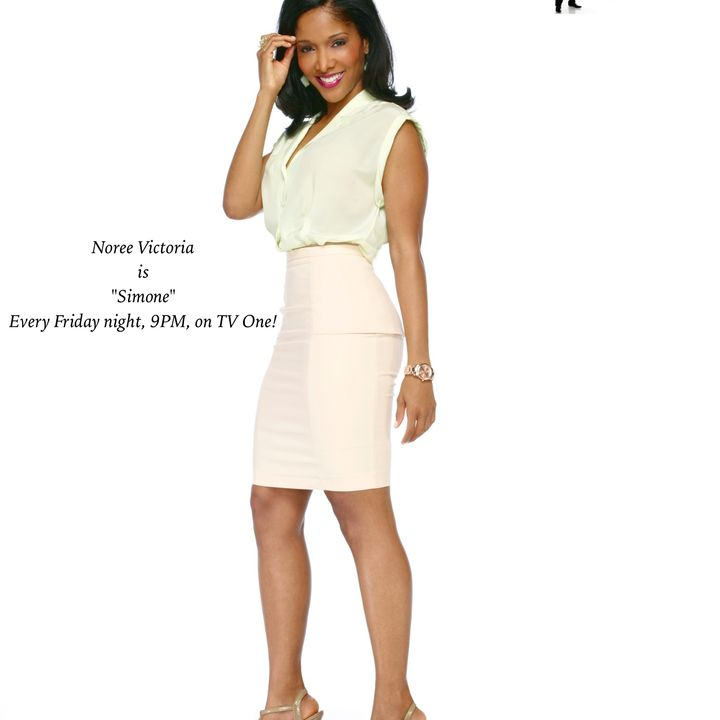 """Episode 4 - """"The Grind"""" w/Actress Noree Victoria"""