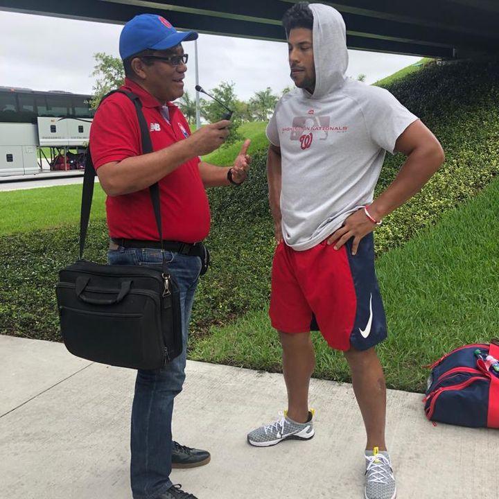 ADRIÁN SÁNCHEZ   Enviado Especial Freddy Jinete Daza a West Palm Beach (Florida)