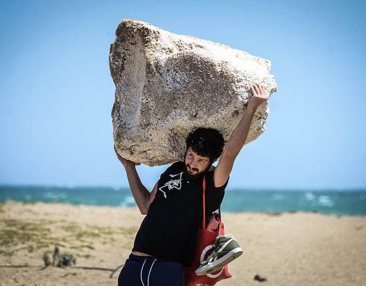 #27 Zappa e pennello: l'artista che vuole salvare la Sicilia dalla desertificazione