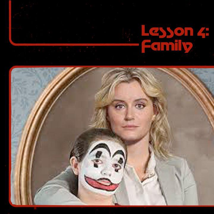 Lesson 4: Family