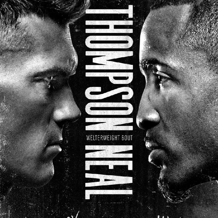 Ufc Fight Night Card From Las Vegas Headlined By Stephen Wonderboy Thompson Vs Geoff Neal In Welterweight On Espn