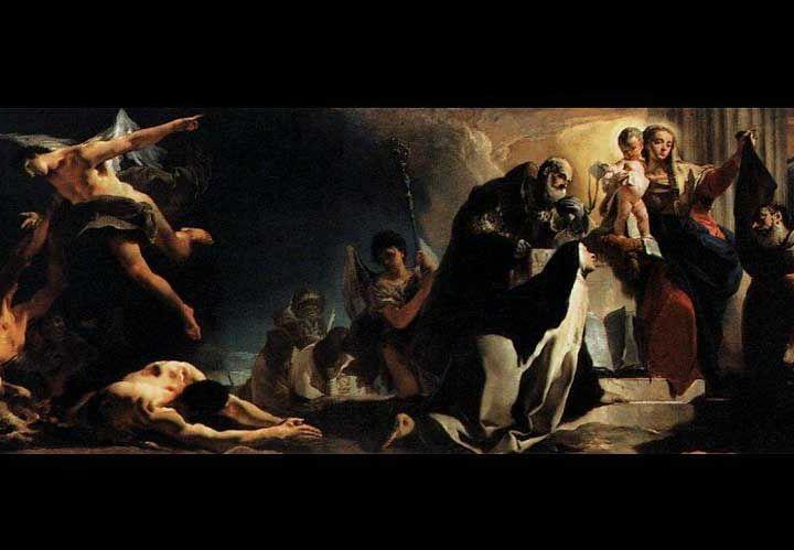140 - Il Purgatorio delle persone consacrate a Dio
