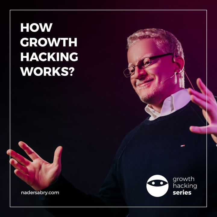 How Growth Hacking Works // Growth Hacking Series Podcast // Nader Sabry