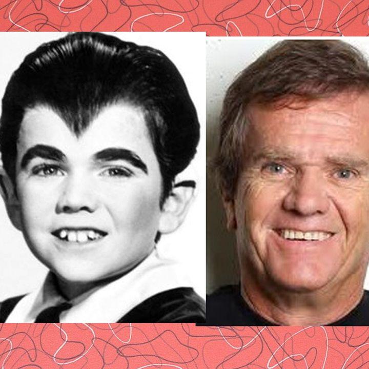 Butch Patrick  played EDDIE MUNSTER