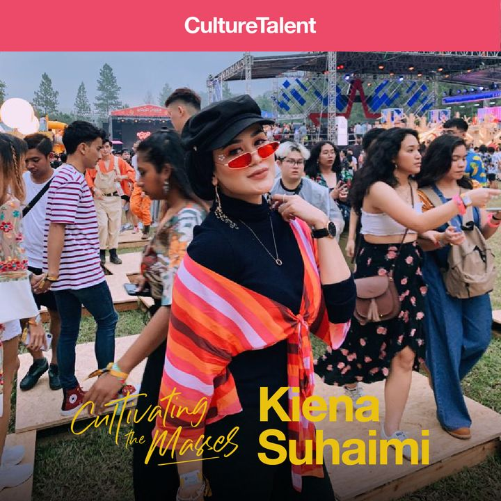 Influence The People Around You with Kiena Suhaimi