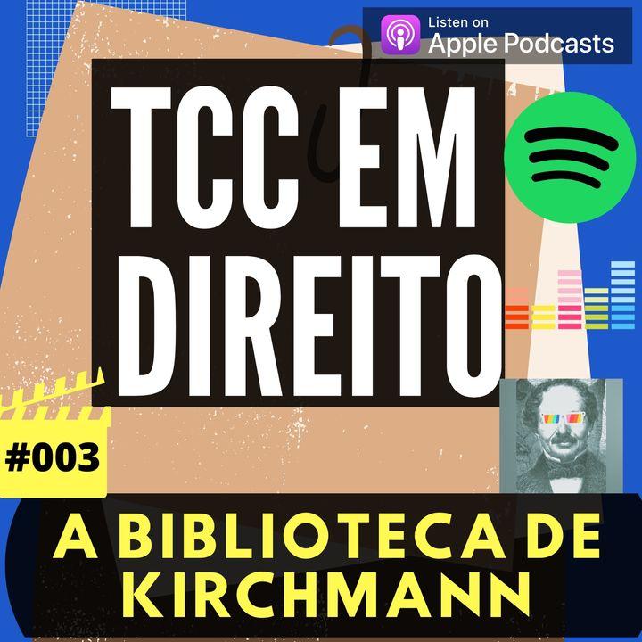#003 | O TCC (ou dissertação, ou tese...) em Direito