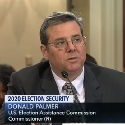 VoteCast, by the U.S. Election Assistance Commission with EAC Commissioner Don Palmer