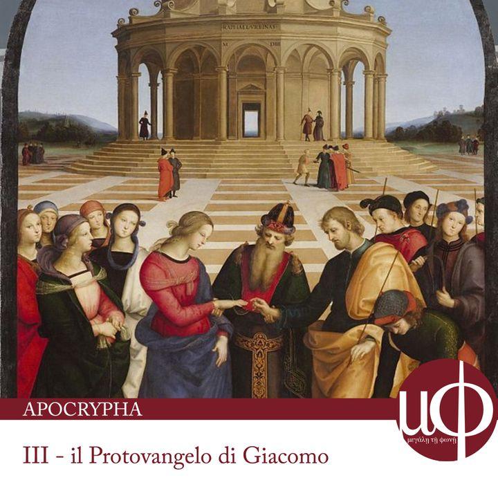 Apocrypha - Il Protovangelo di Giacomo - terza puntata