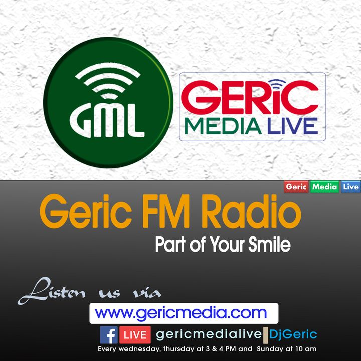 Geric Media Live shows
